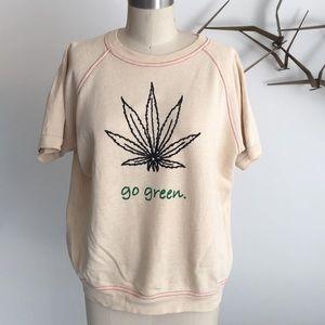 Karen Zambos 1970's vintage sweatshirt